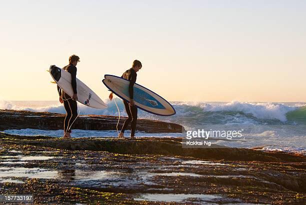 Tamarama Beach - Surfers