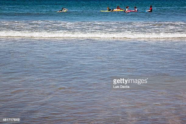 tamarindo beach, costa rica - playa tamarindo fotografías e imágenes de stock