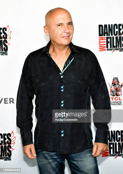 """Tamas Birinyi attends the Closing Night of Dances with Film Festival with premiere of """"Mister Sister"""" at TCL Chinese Theatre on September 12, 2021 in..."""