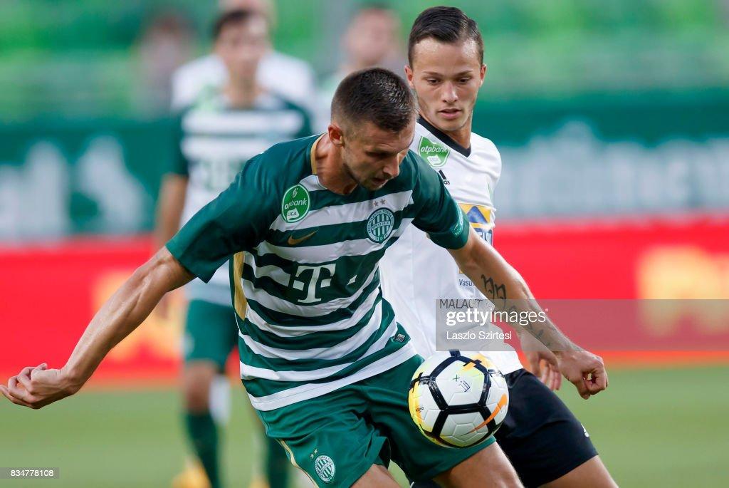 Ferencvarosi TC v Swietelsky Haladas - Hungarian OTP Bank Liga