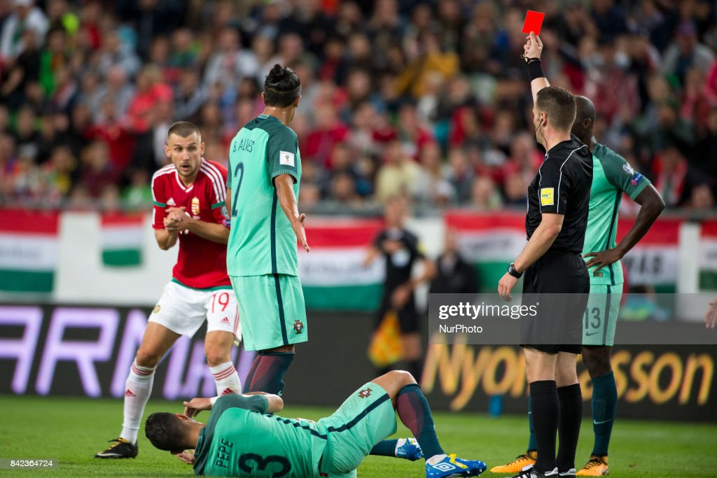 Hungary v Portugal - FIFA 2018 World Cup Qualifier