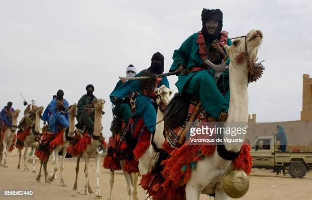 Tamashek Tuaregs in Kidal They are nomadic pastoralists
