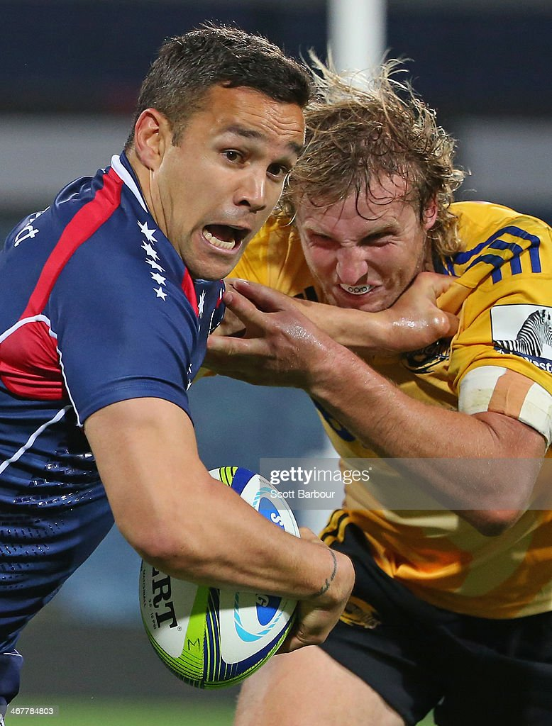 Rebels v Hurricanes - Super Rugby Trial Match