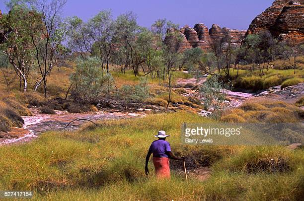 Tamba Banks of the Jaru tribe whose family once lived in the Bungle Bungles [known to her people as Billingjal] is one of the traditional owners of...