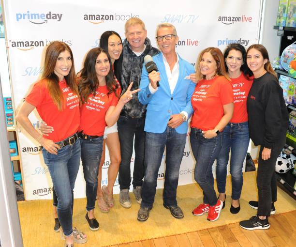 CA: SwayTV Streams Live To Promote Amazon Prime Day