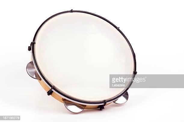 tambourin - tambourine foto e immagini stock