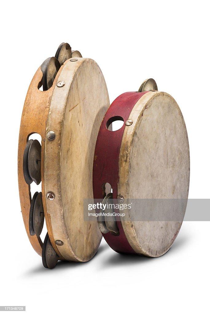 Tambourines : Stock Photo