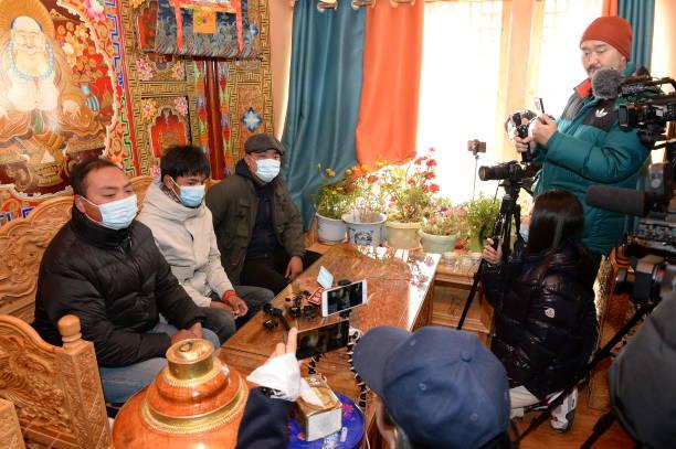 CHN: Ding Zhen Receives Interview In Garze