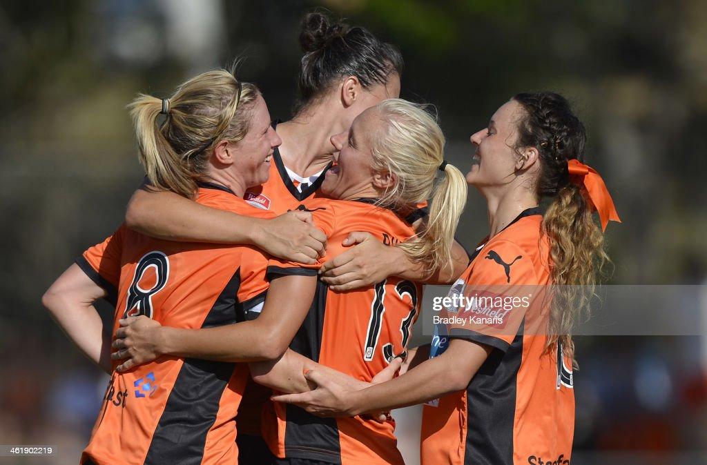 W-League Rd 8 - Brisbane v Perth