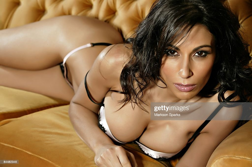 Tameka Dean Named Australian Penthouse Pet Of The Year : News Photo