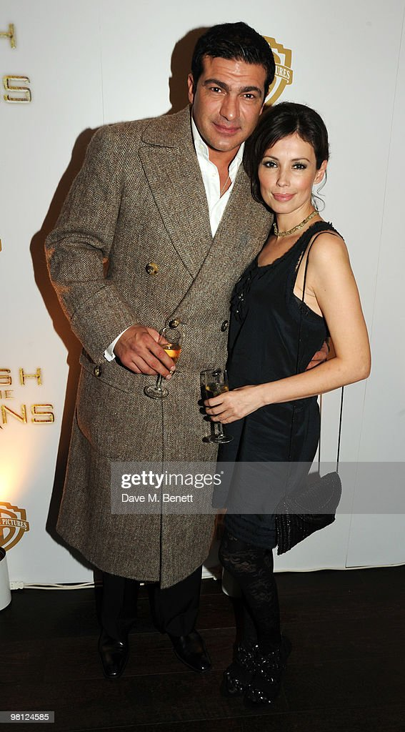 Clash Of The Titans - World Premiere - Afterparty : News Photo