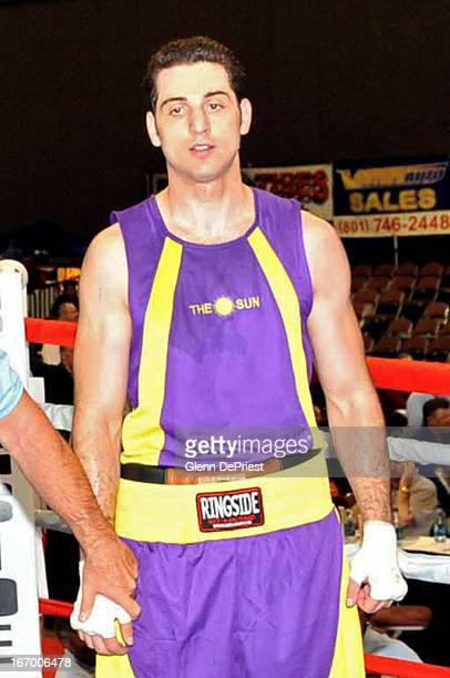 Tamerlan Tsarnaev waits for a decision in the 201pound division boxing match during the 2009 Golden Gloves National Tournament of Champions May 4...