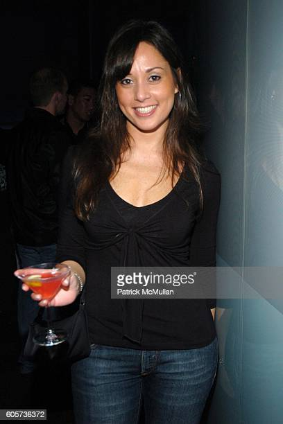Tami Bregman attends INTERVIEW MAGAZINE afterparty for the NY Premiere of THE NOTORIOUS BETTIE PAGE at Bed on April 10, 2006 in New York City.