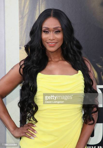 Tami Roman attends the premiere of Warner Bros Pictures' The Kitchen at TCL Chinese Theatre on August 05 2019 in Hollywood California