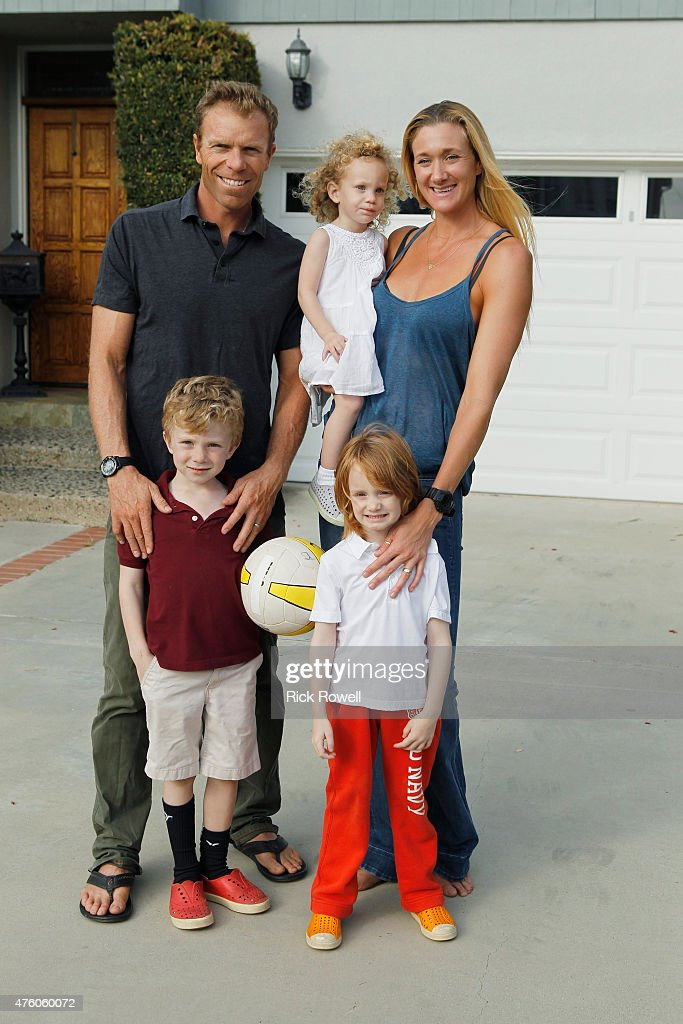 SWAP - 'Tami Roman/Kerri Walsh-Jennings' - Reality TV Star Tami Roman ('Basketball Wives,' 'The Real World') and three-time Olympic Gold Medalist Kerri Walsh-Jennings are featured on 'Celebrity Wife Swap,' WEDNESDAY, JUNE 10 (10:00--11:00 p.m., ET) on the ABC Television Network. Kerri Walsh-Jennings is a three-time Olympic Gold Medalist who lives in Los Angeles, CA with her fellow pro-volleyball player husband Casey Thomas Jennings and their three children: Joey (6), Sundance (5) and Scout Marjory (2). The family follows a strict routine and schedule when it comes to the kids. They also follow a healthy diet and work-out regularly. With Kerri training for the 2016 Olympic team, Casey handles more of the day-to-day needs of the home and kids.
