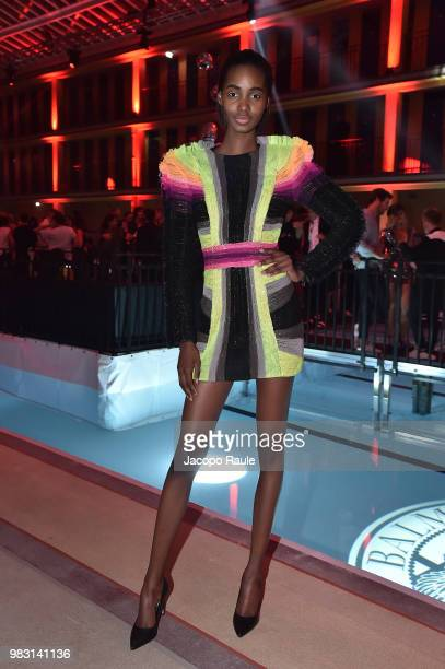 After Party Paris Fashion Week Menswear Spring Summer 2019 Stock