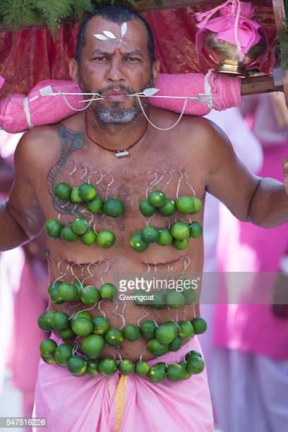 Tamil devotee
