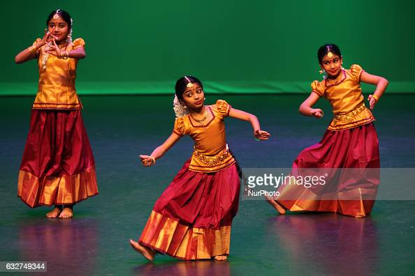Bharatanatyam : A classical Indian dance form of Tamil ...