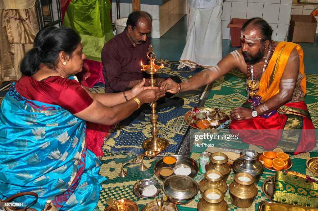 Puthandu (Tamil Hindu New Year) : News Photo