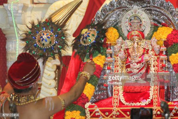 60 Top Ganesh Puja Pictures, Photos and Images - Getty Images