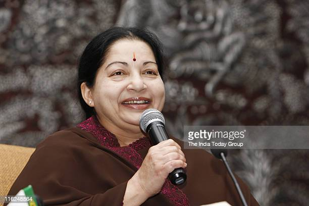 Jayalalithaa Pictures and Photos - Getty Images