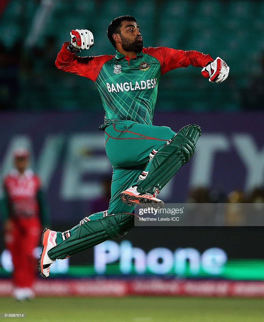 ICC World Twenty20 India 2016:  Bangladesh v Oman