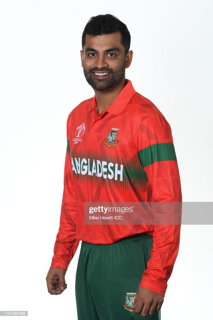 GBR: Bangladesh Portraits – ICC Cricket World Cup 2019