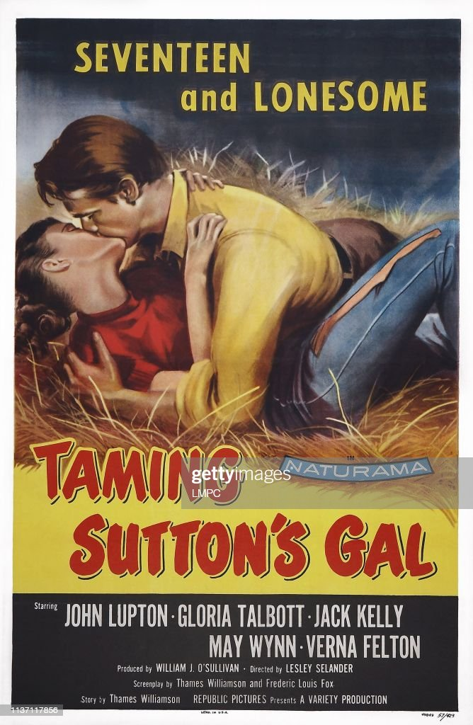 Taming Sutton's Gal : News Photo