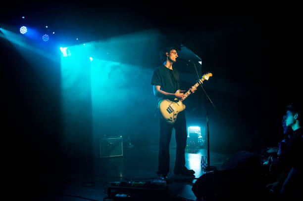 ESP: Tamino Concert In Barcelona