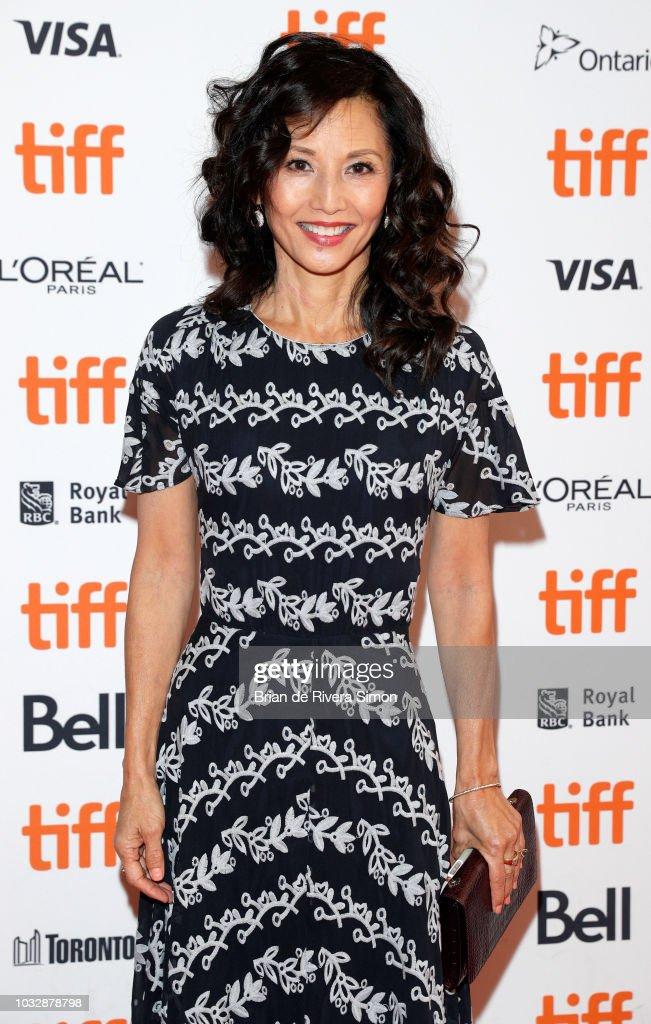"CAN: 2018 Toronto International Film Festival -  ""The Joy Luck Club"" Premiere"