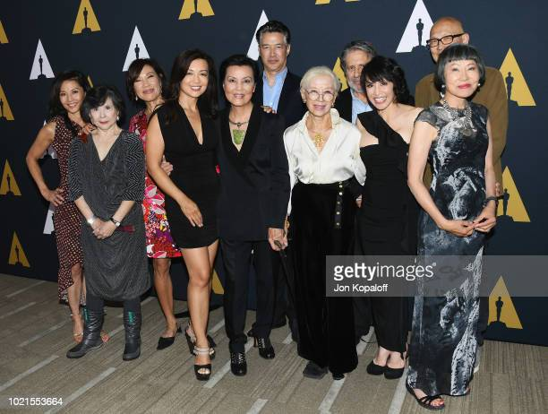 Tamlyn Tomita Tsai Chin Producer Janet Yang MingNa Wen Kieu Chinh Russell Wong France Nuyen screenwriter Ronald Bass Lauren Tom director Wayne Wang...
