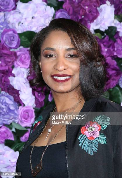 Tammi Mac attends The Griot Gala Oscars After Party 2019 at The District by Hannah An on February 24 2019 in Los Angeles California