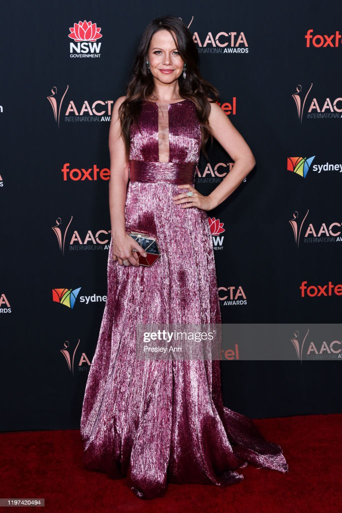 Tammin Sursok Attends 9th Annual Australian Academy Of Cinema And News Photo Getty Images