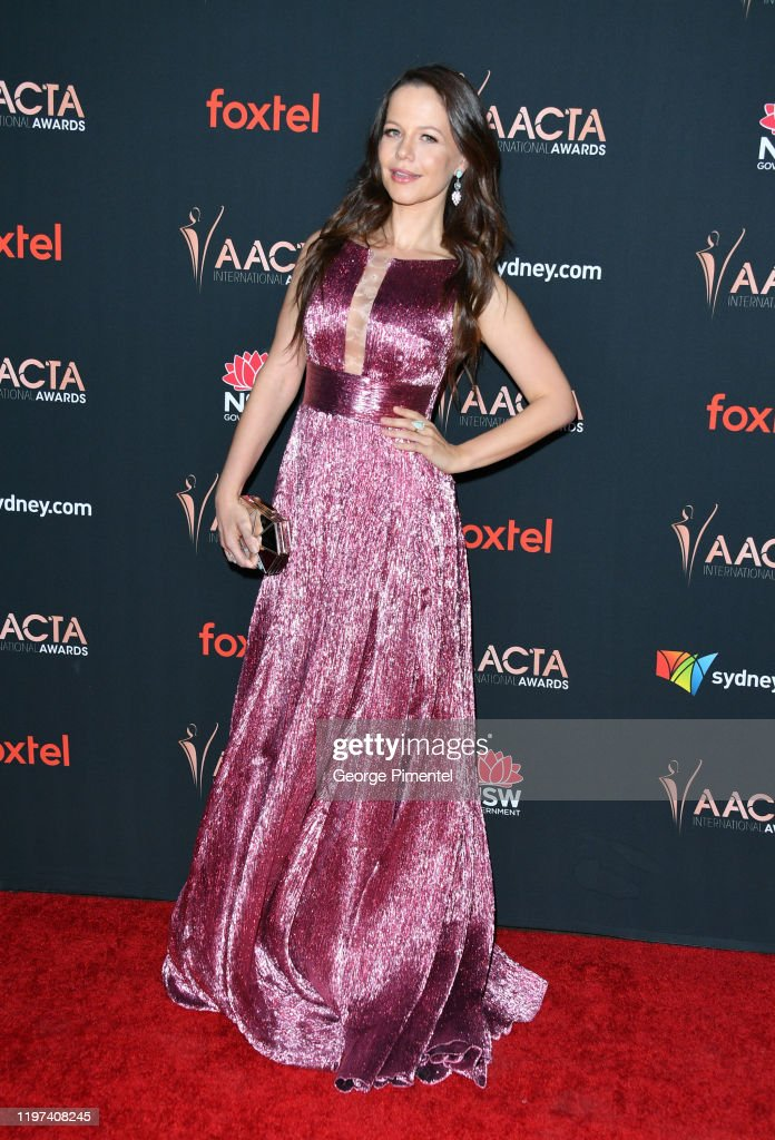 Tammin Sursok Attends The 9th Annual Australian Academy Of Cinema And News Photo Getty Images