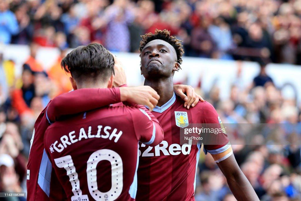 Aston Villa v West Bromwich Albion - Sky Bet Championship Play-off Semi Final: First Leg : News Photo