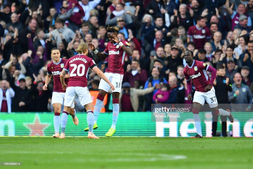 Aston Villa v Swansea City - Sky Bet Championship