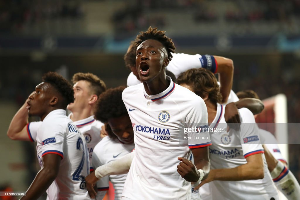 Lille OSC v Chelsea FC: Group H - UEFA Champions League : News Photo