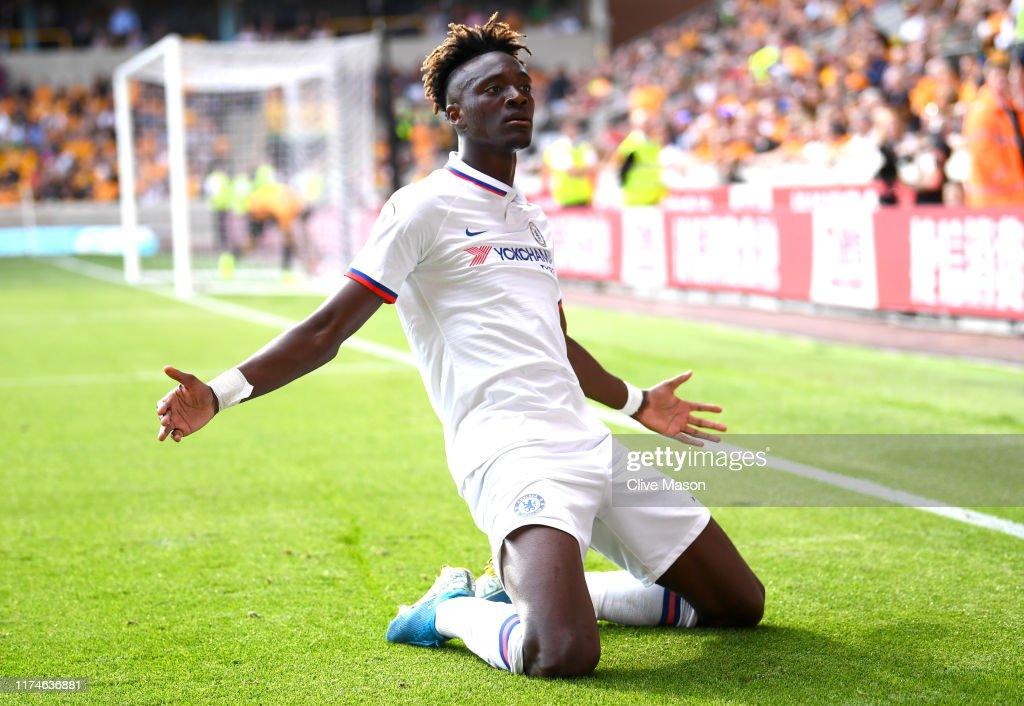 Wolverhampton Wanderers v Chelsea FC - Premier League : Nyhetsfoto