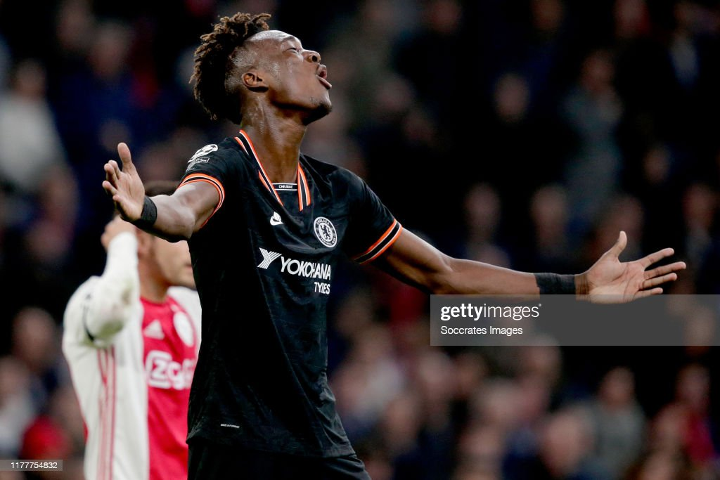 Ajax v Chelsea - UEFA Champions League : News Photo