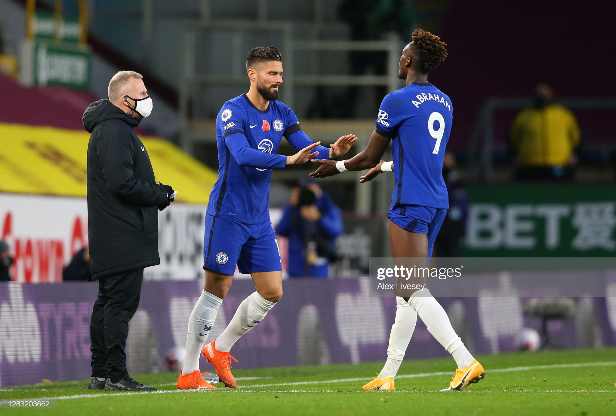 Burnley v Chelsea - Premier League : News Photo