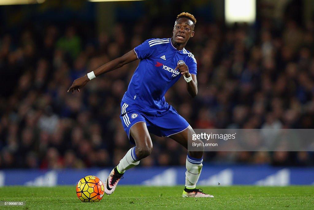 Chelsea v Blackburn Rovers: FA Youth Cup Semi-Final Second Leg : News Photo