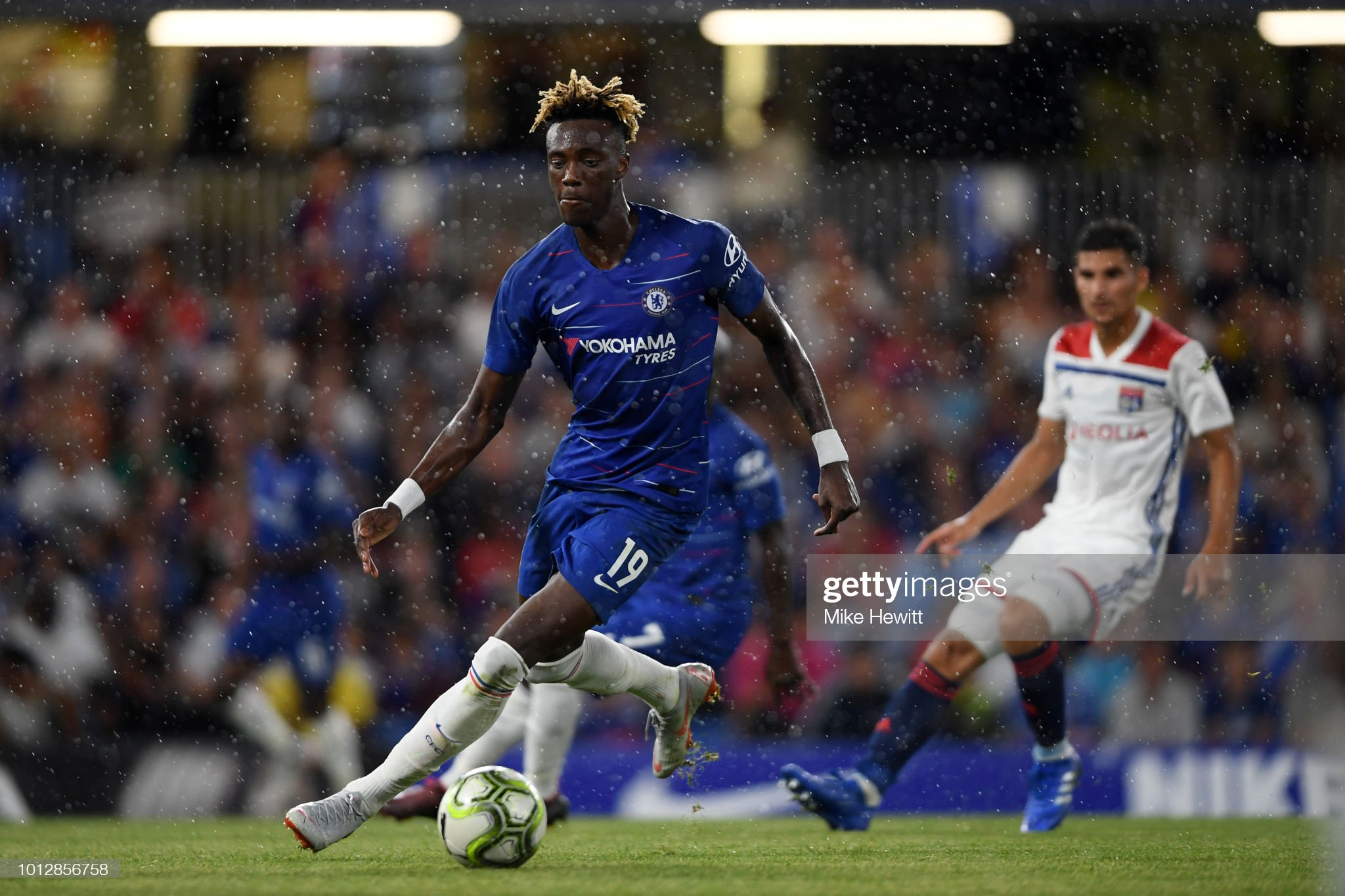 Chelsea v Olympique Lyonnais - Pre-Season Friendly : News Photo