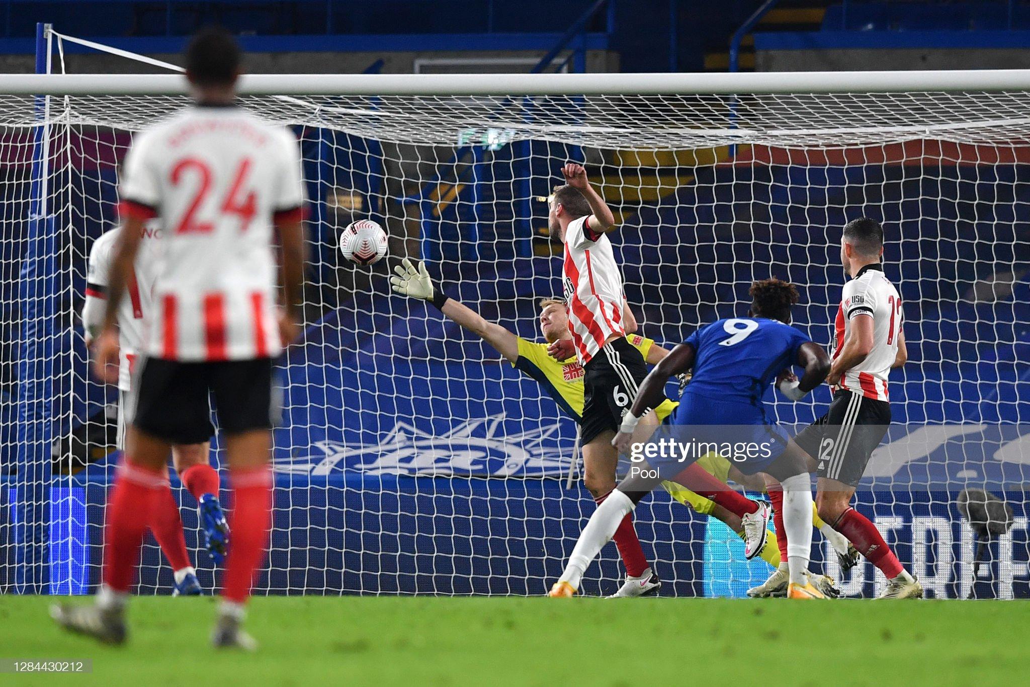 Chelsea v Sheffield United - Premier League : News Photo
