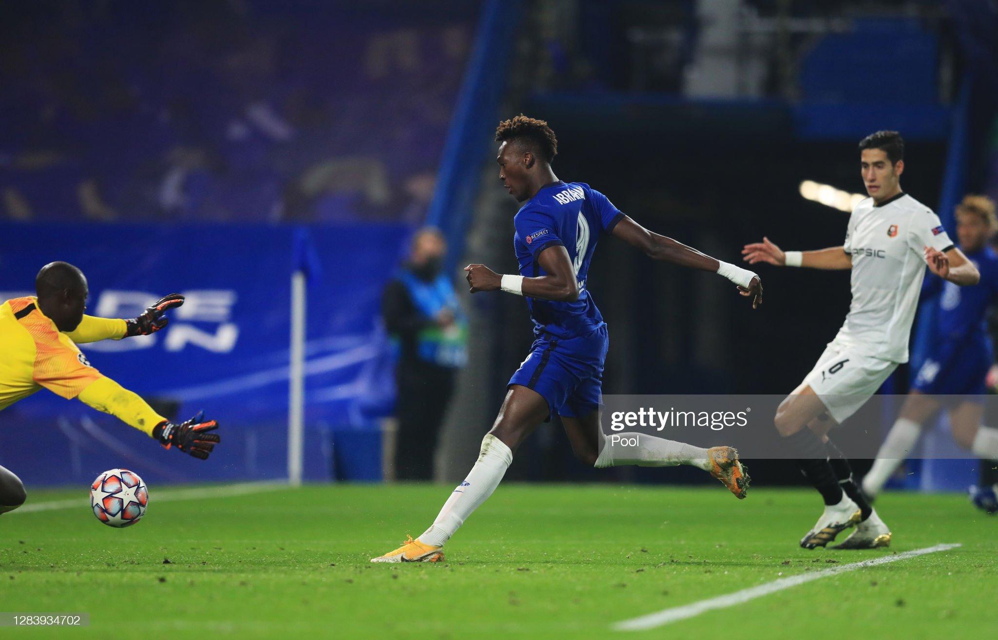 Chelsea FC v Stade Rennais: Group E - UEFA Champions League : News Photo
