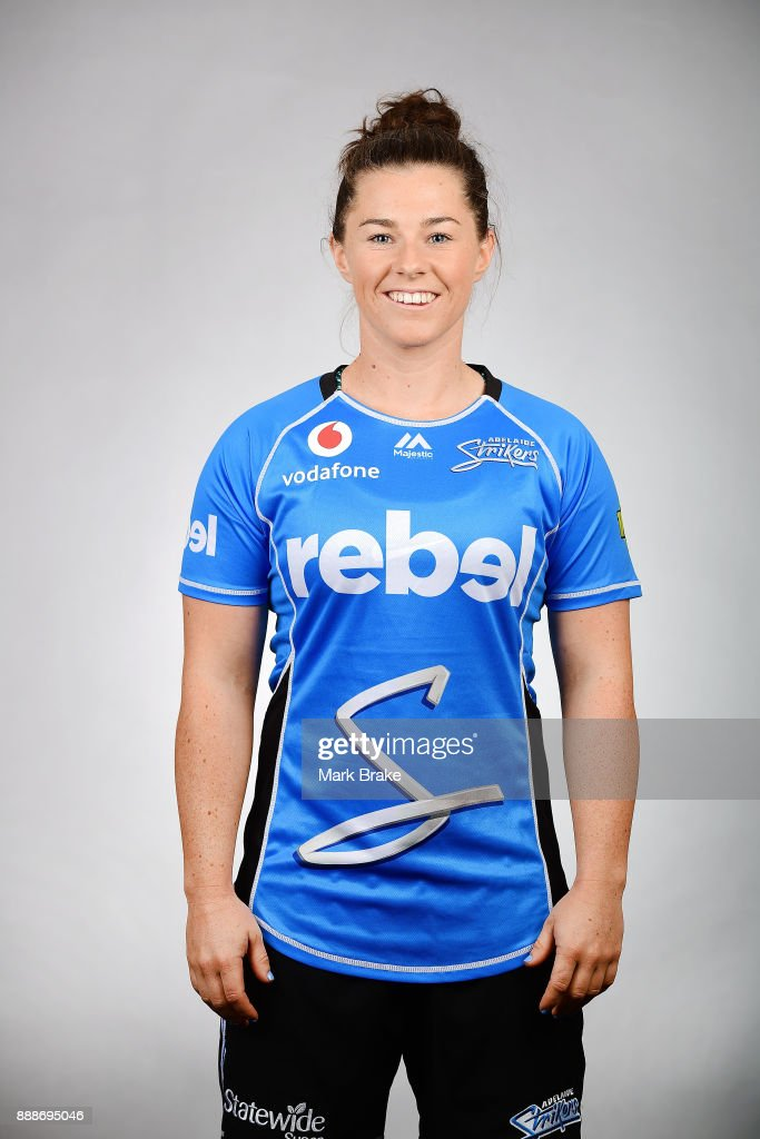 Adelaide Strikers WBBL Headshots Session