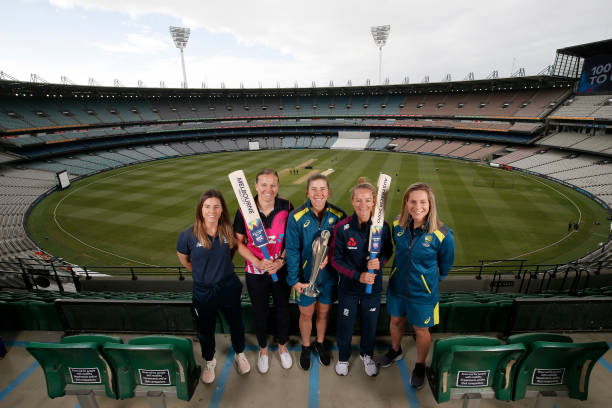 AUS: ICC Womens T20 World Cup 2020 - 100 Days To Go Launch