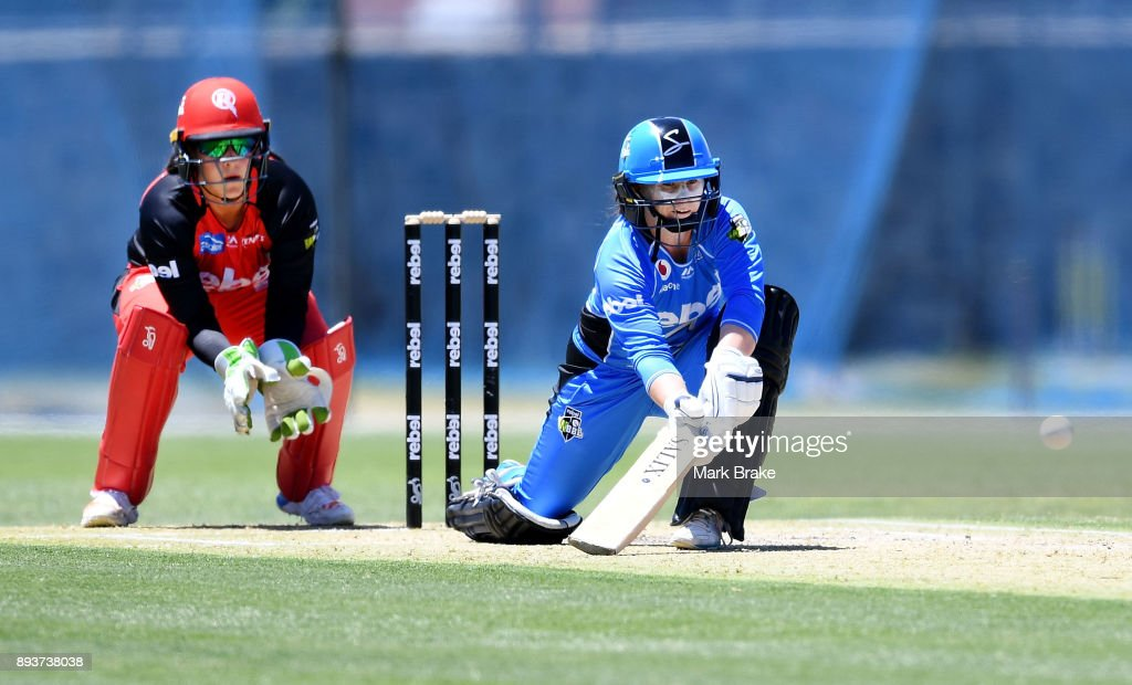 WBBL - Renegades v Strikers
