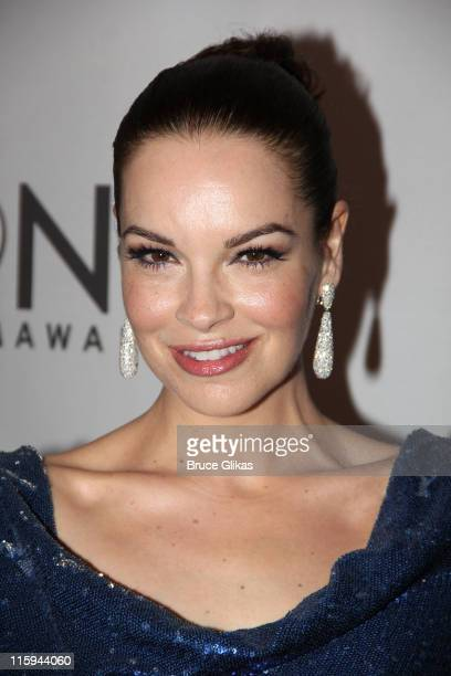 Tammy Blanchard attends the 65th Annual Tony Awards at the Beacon Theatre on June 12 2011 in New York City