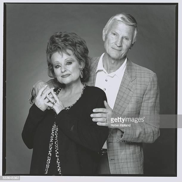 Tammy Faye Bakker and Roe Messner