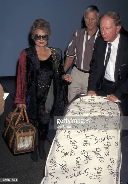 Tammy Faye Bakker Messner and husband Roe Messner